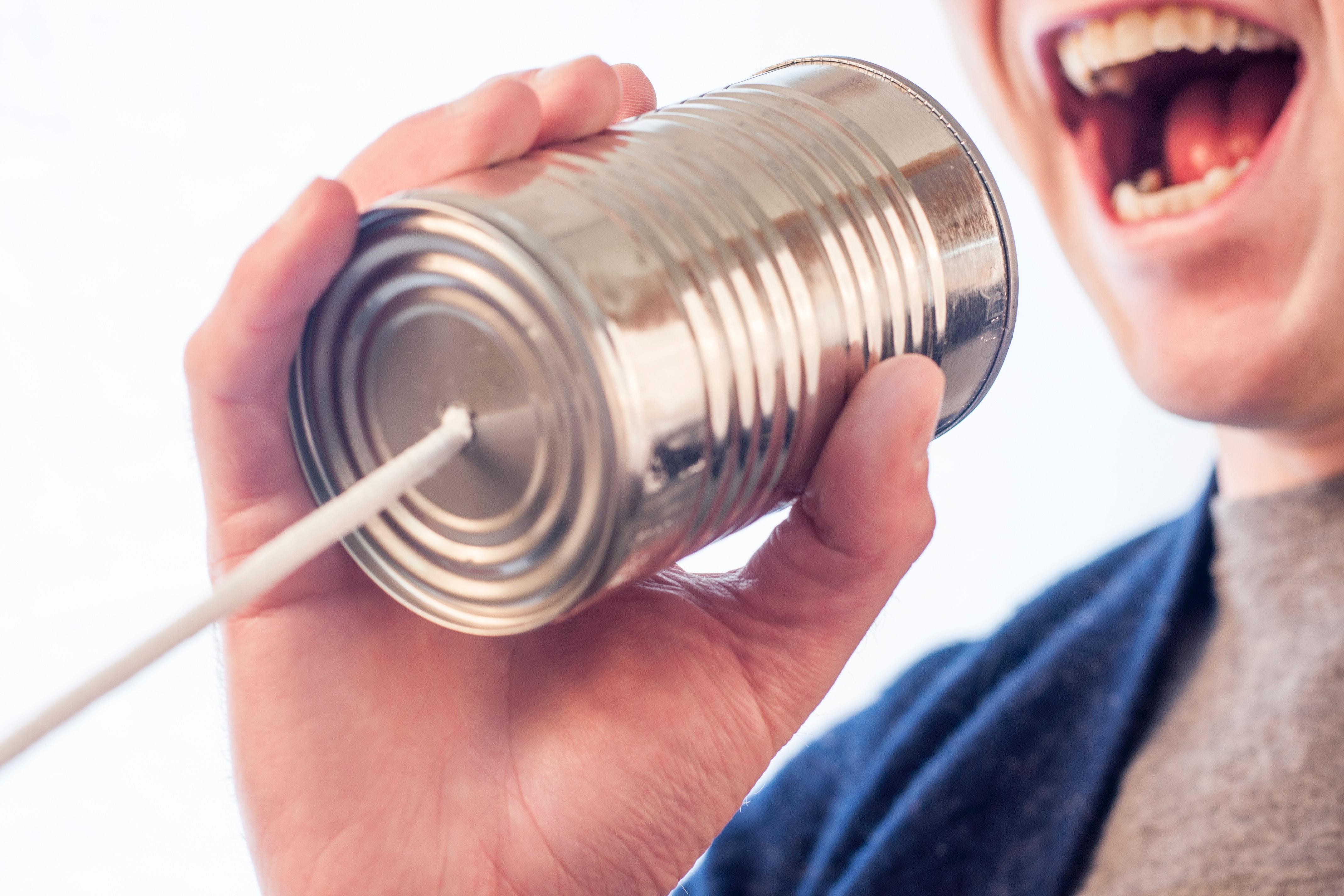 Kommunikation auf allen Kanälen