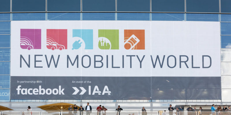 New Mobility World IAA