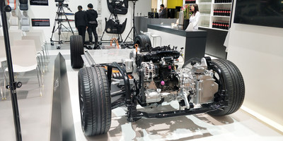 Doppelkupplungsgetriebe (9DCT) von Hycet