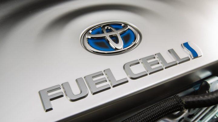 Toyota Wasserstoff-Auto