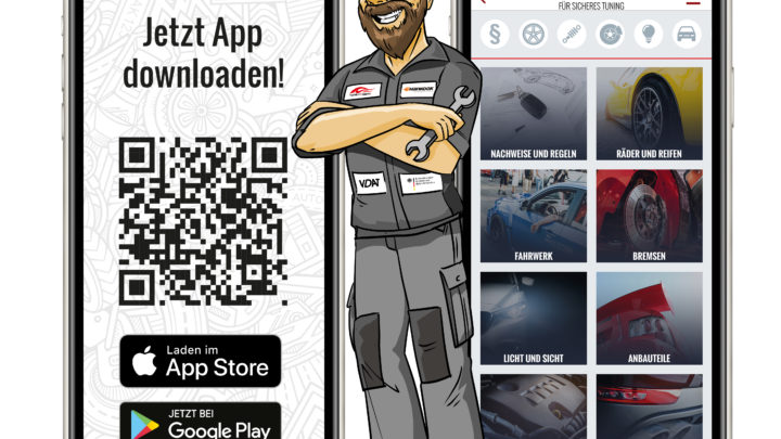 Der erste Tuning-Ratgeber als App