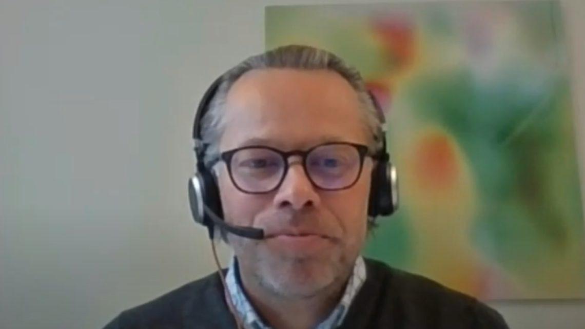 Olaf Mußhoff, Direktor Automechanika Frankfurt