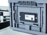 Smart Label ermöglichen eine dynamische Beschriftung von Objekten in der internen Logistik.