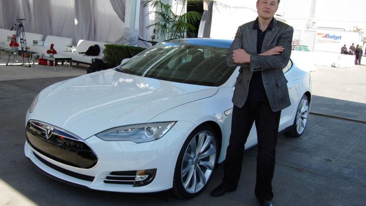 Elon Musk, Visionär von Tesla